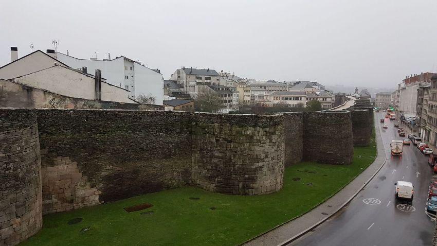 Piso en ronda da Muralla, 116, La Milagrosa - Piringalla, Lugo