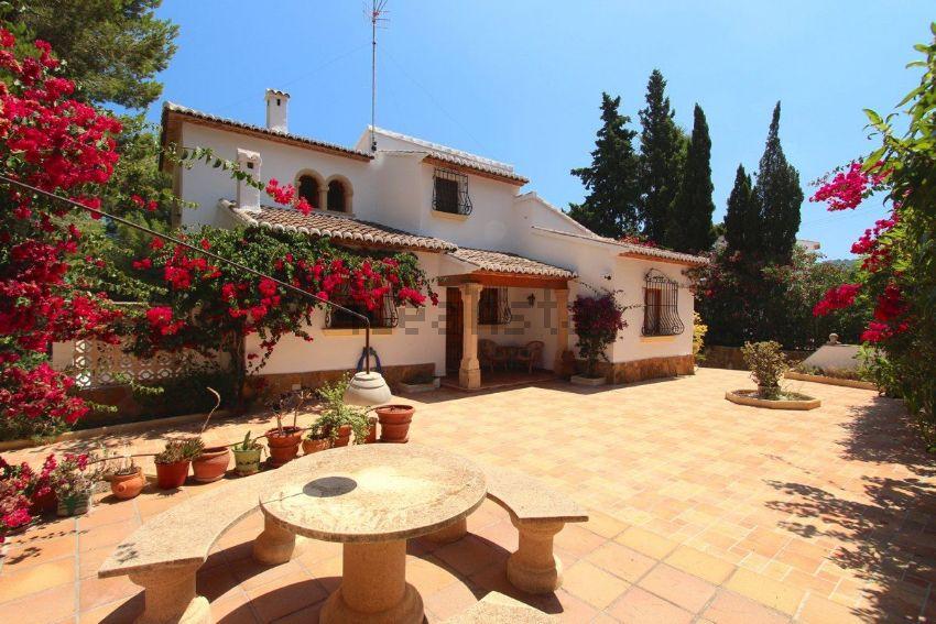 Casa o chalet independiente en Jávea Xàbia