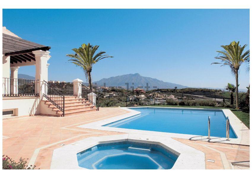 Casa o chalet independiente en La alqueria, Paraiso-Borronal, Estepona