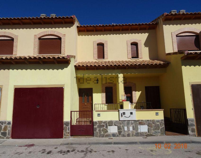 Chalet adosado en calle Jarama, 7, Villasequilla