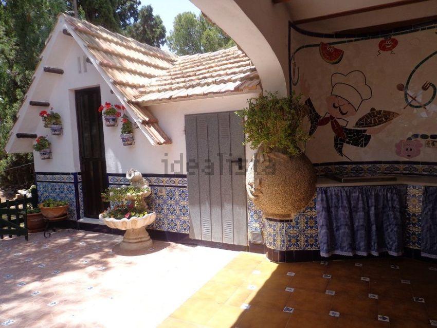 Casa o chalet independiente en camino Alfàbega, Nueva Santa Barbara, Godella