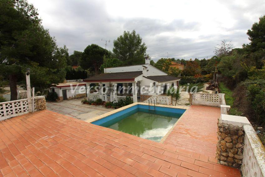 Casa o chalet independiente en Chiva