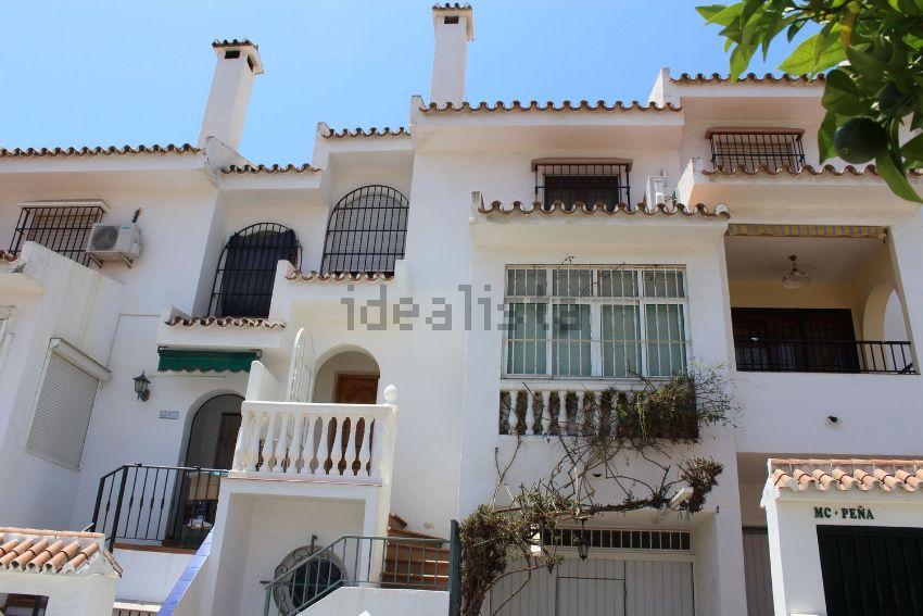 Chalet adosado en calle Aldea Bermeja, 10, La Cala del Moral, Rincón de la Victo