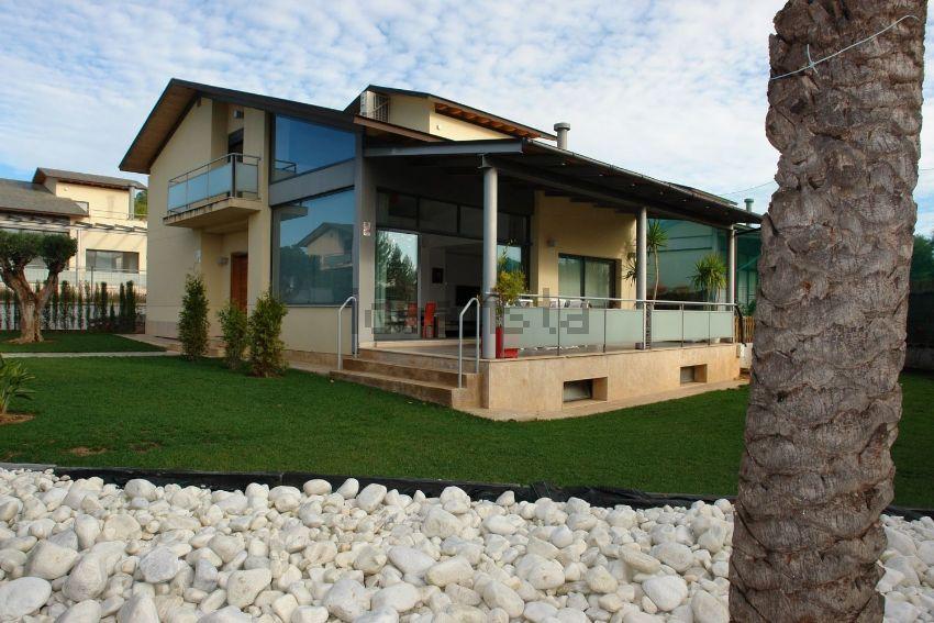 Casa o chalet independiente en calle 22, El Bosque, Chiva