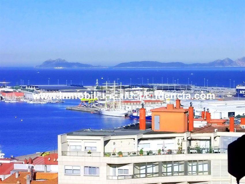 Piso en avenida Camelias, 46, Camelias - Pi y Margall, Vigo