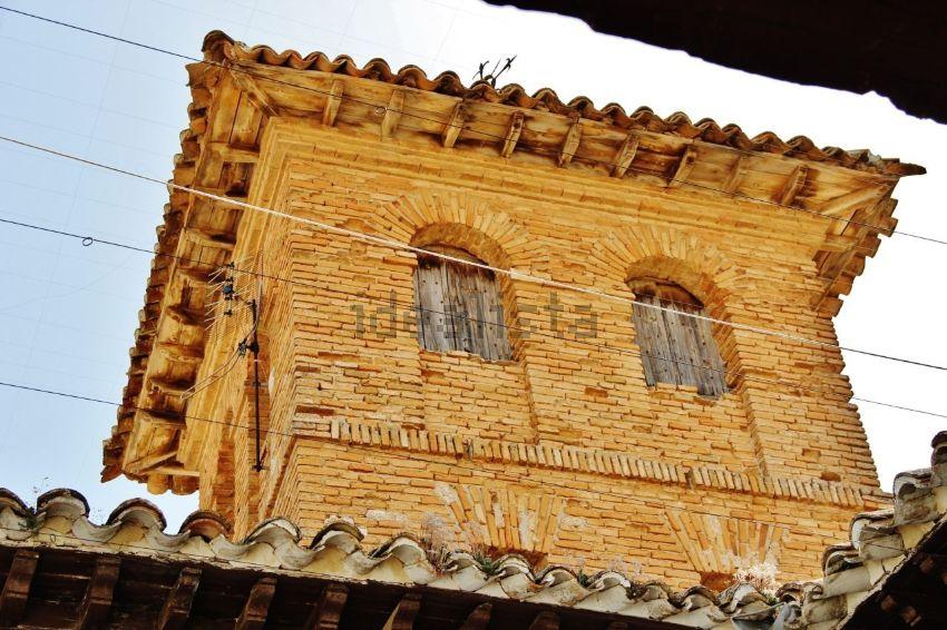palacio en venta en santa cruz de la zarza