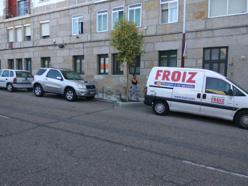 Piso en calle MARQUÉZ DE VALTERRA, 12, Berbés - Peritos, Vigo
