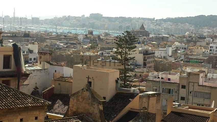Piso en plaza de la Porta Pintada, 3, La Missio - Mercat, Palma de Mallorca