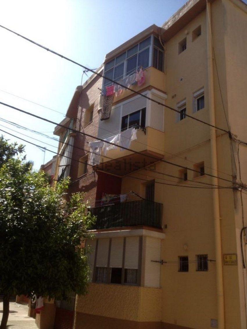 Piso en calle sierra de guadalupe, 4, La Reconquista - El Ensanche, Algeciras