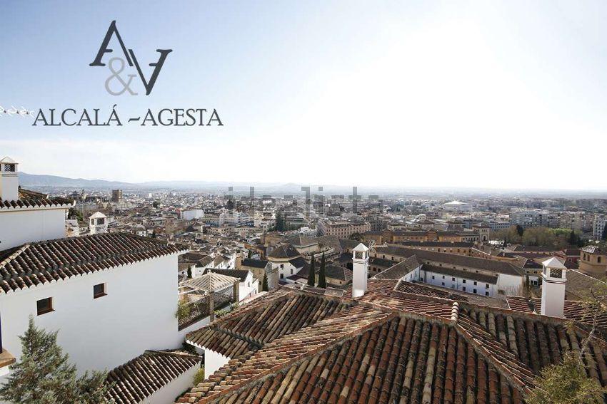 Chalet pareado en calle Alpargateros Baja, 18, San Ildefonso, Granada