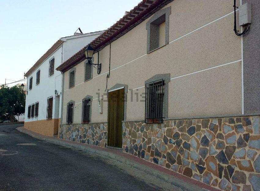 Casa de pueblo en calle Carrera de Baza, 26, Vélez Blanco