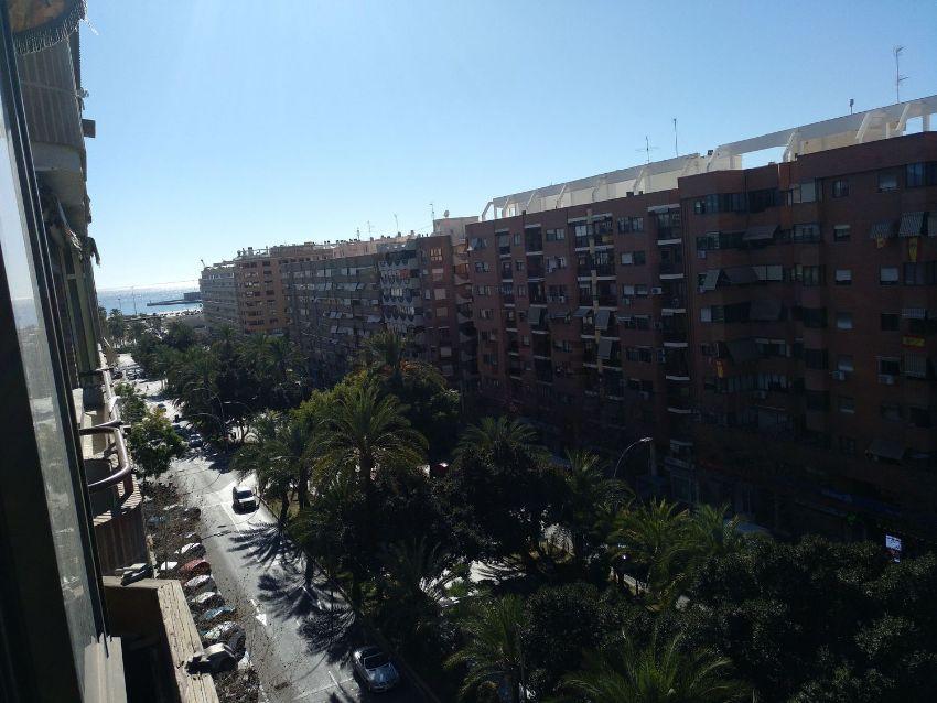 Piso en oscar espla, Ensanche-Diputación, Alicante Alacant