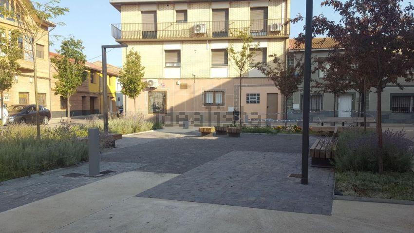 Chalet en calle independencia, Pedrola