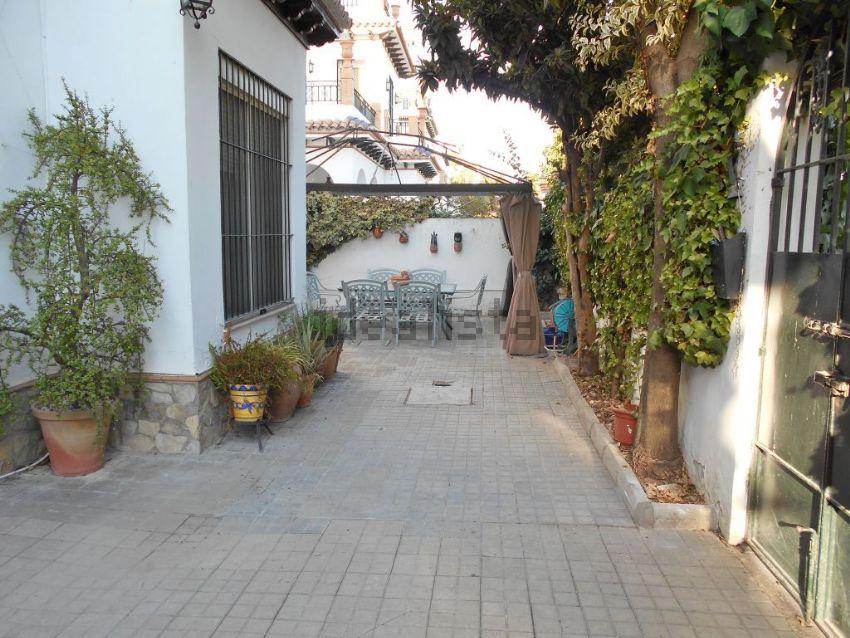Casa o chalet independiente en Reina Mercedes - Heliópolis, Sevilla