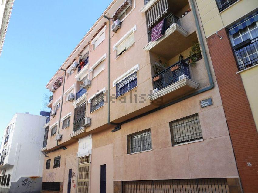 Estudio en calle Cesáreo Martínez, 9, Los Castillejos - La Trinidad, Málaga