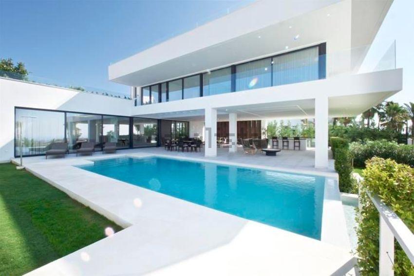 Casa o chalet independiente en Guadalmina Alta, Marbella