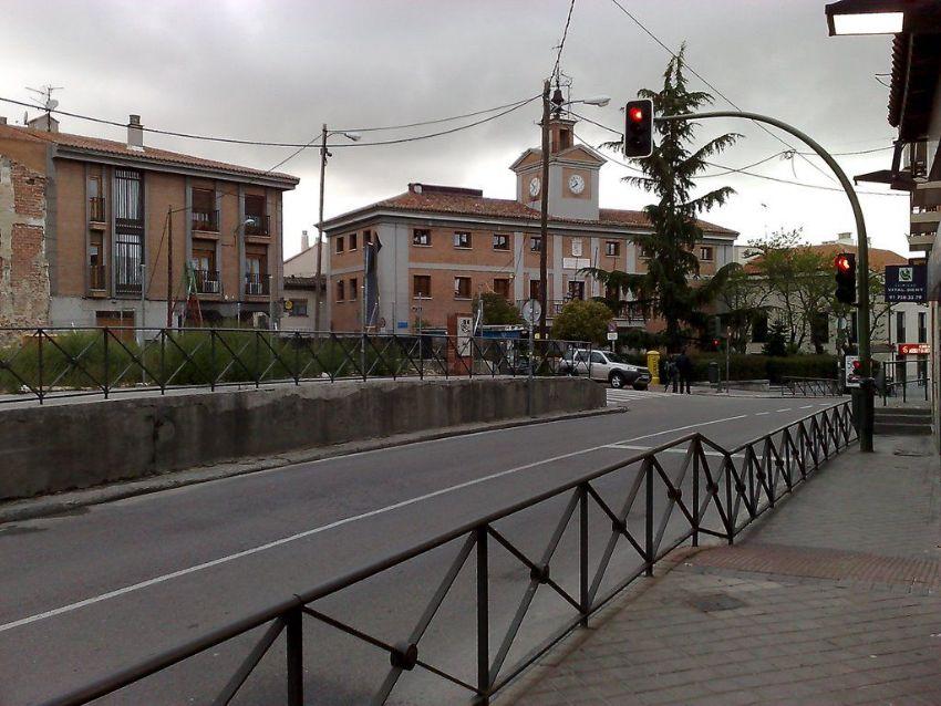 Chalet adosado en calle de nuestra señora de valverde, Tres Olivos - Valverde, M