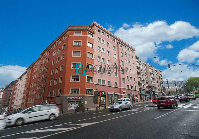 Piso en calle Juan de Garay, Zabala, Bilbao