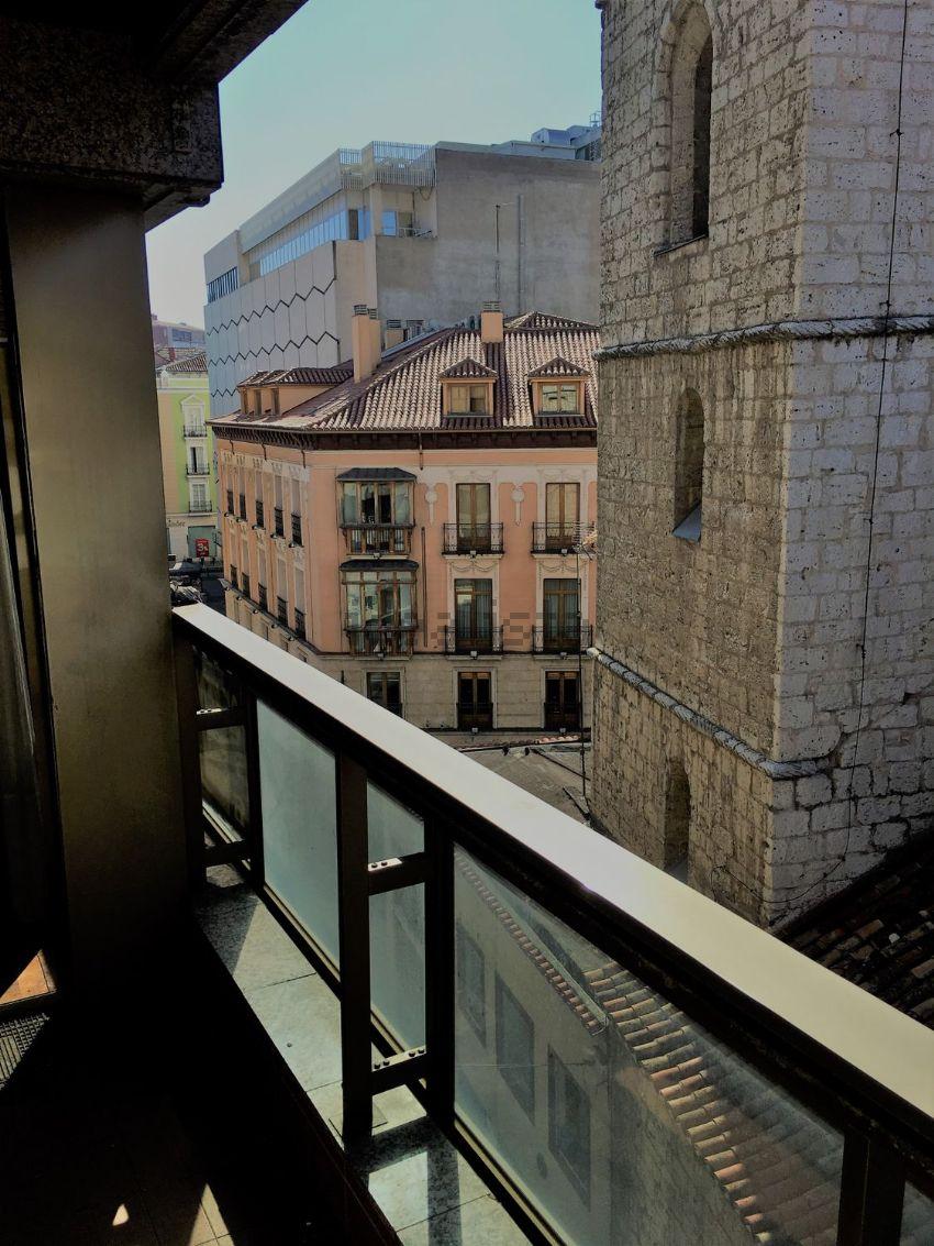 Piso en calle Héroes de Alcántara, Centro, Valladolid