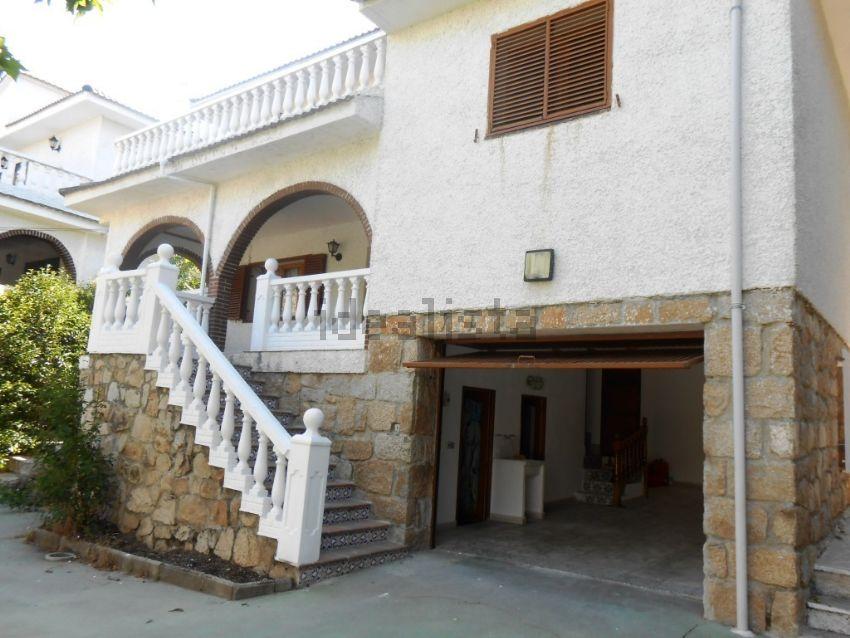 Casa o chalet independiente en Manzanares el Real