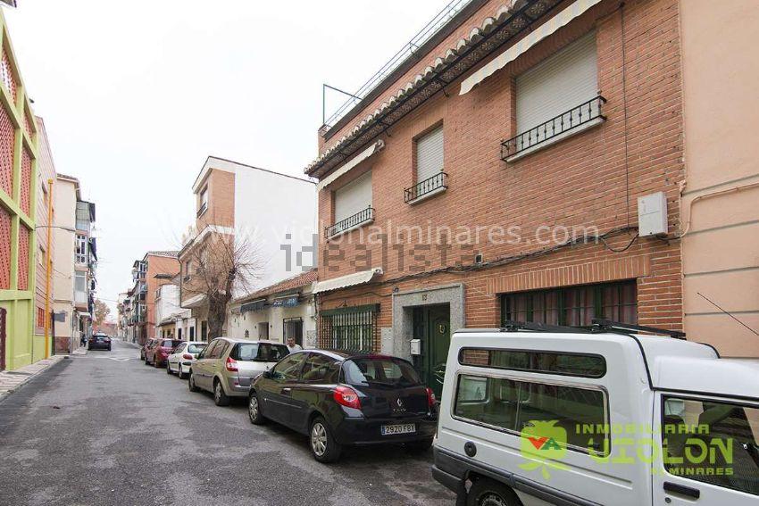 Chalet adosado en Zaidín, Granada