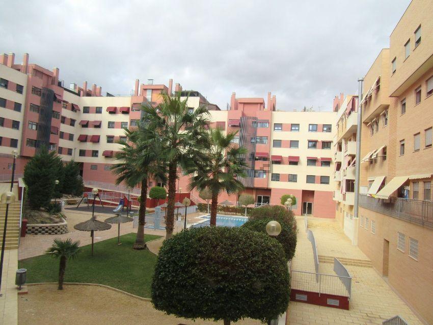 Piso en calle Martin Luther King, s n, Altozano, Alicante Alacant
