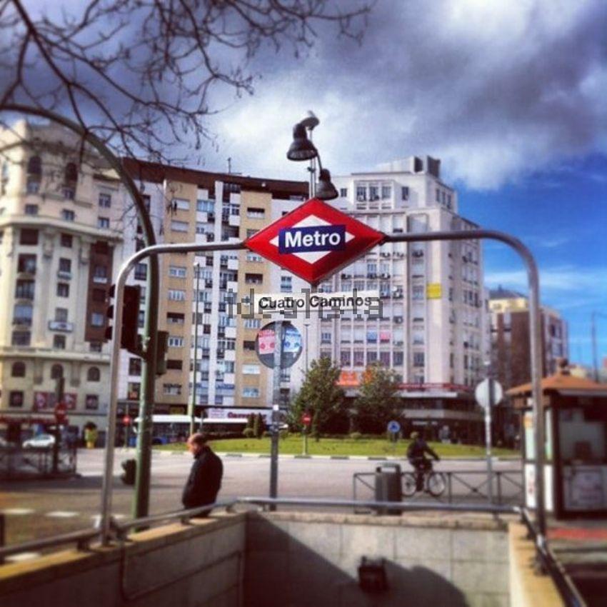 Estudio en calle de bravo murillo, Bellas Vistas, Madrid
