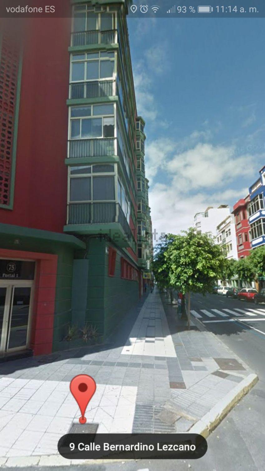 Piso en calle Tomás Morales, Arenales - Lugo - Avda Marítima, Las Palmas de Gran