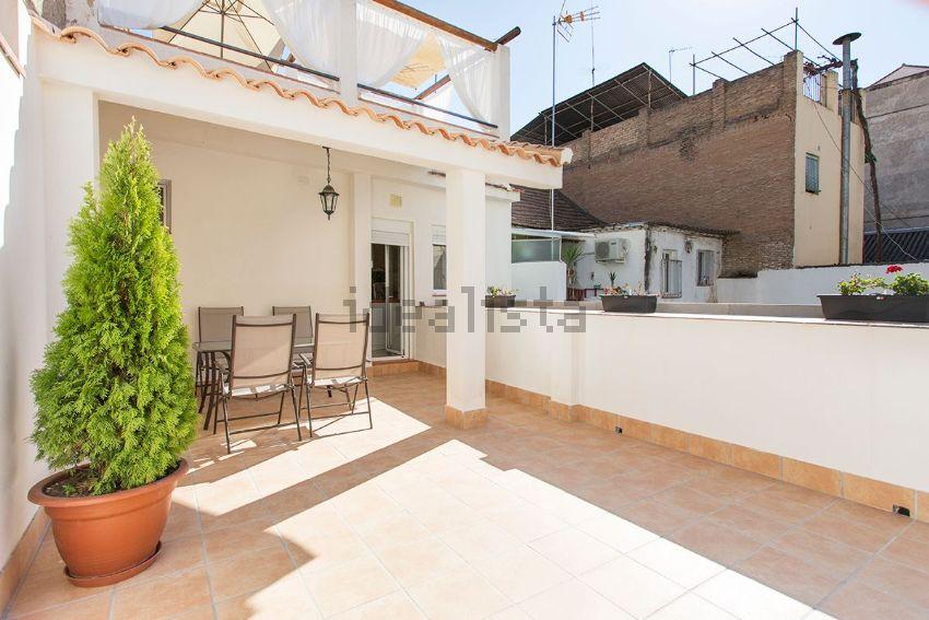 Casa terrera en CRISTO DE LA YEDRA, 5, San Ildefonso, Granada