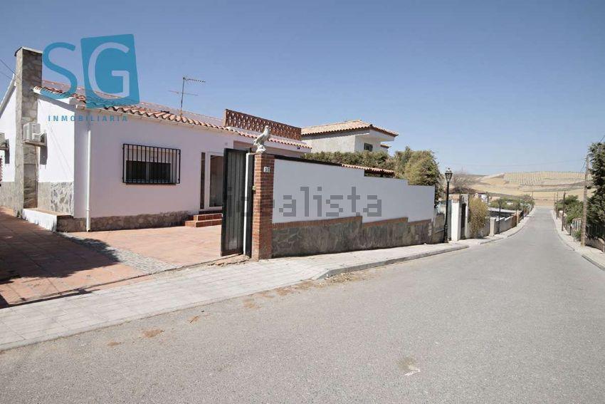 Casa o chalet independiente en calle Buenos Aires, Urbanizaciones, Alhendin