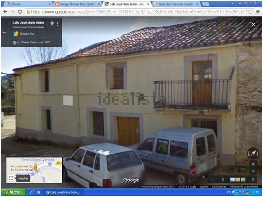 Casa o chalet independiente en avenida Castilla-León, 66, Nuñomoral