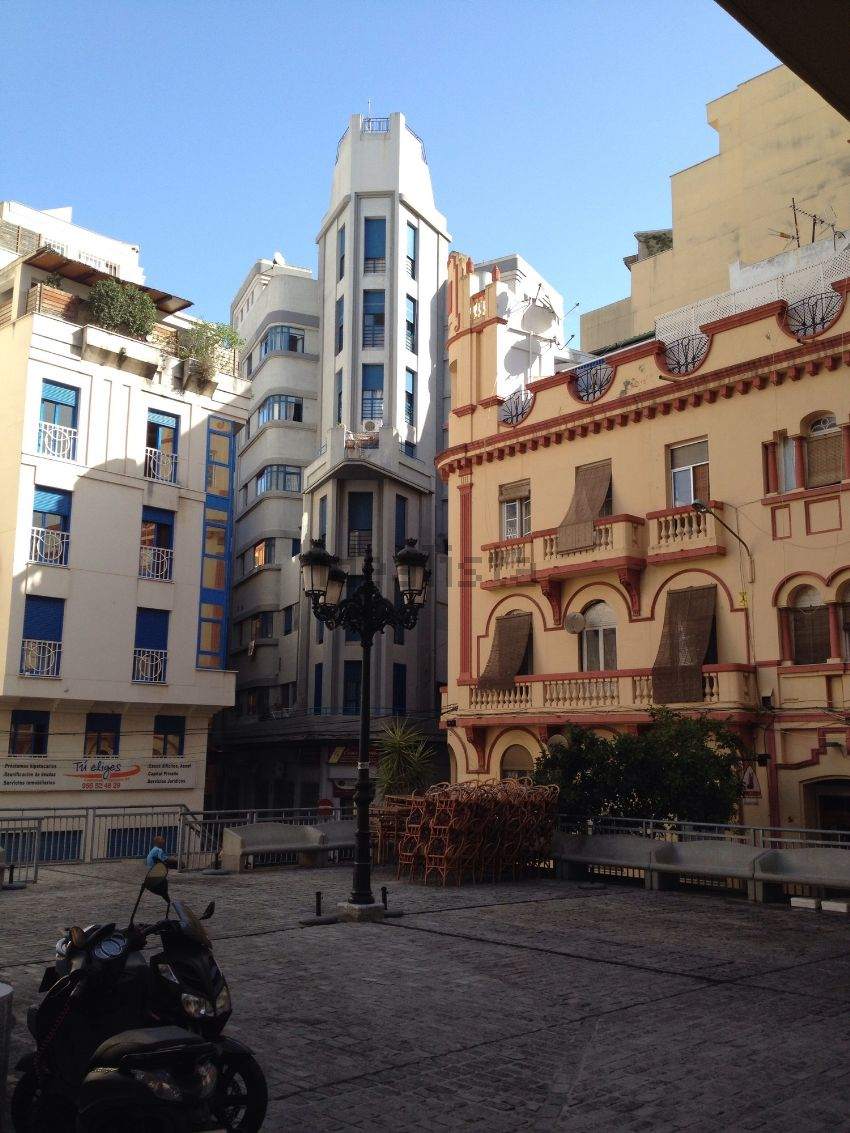 Piso en calle Isabel Cabral, 1, Zona Centro, Ceuta