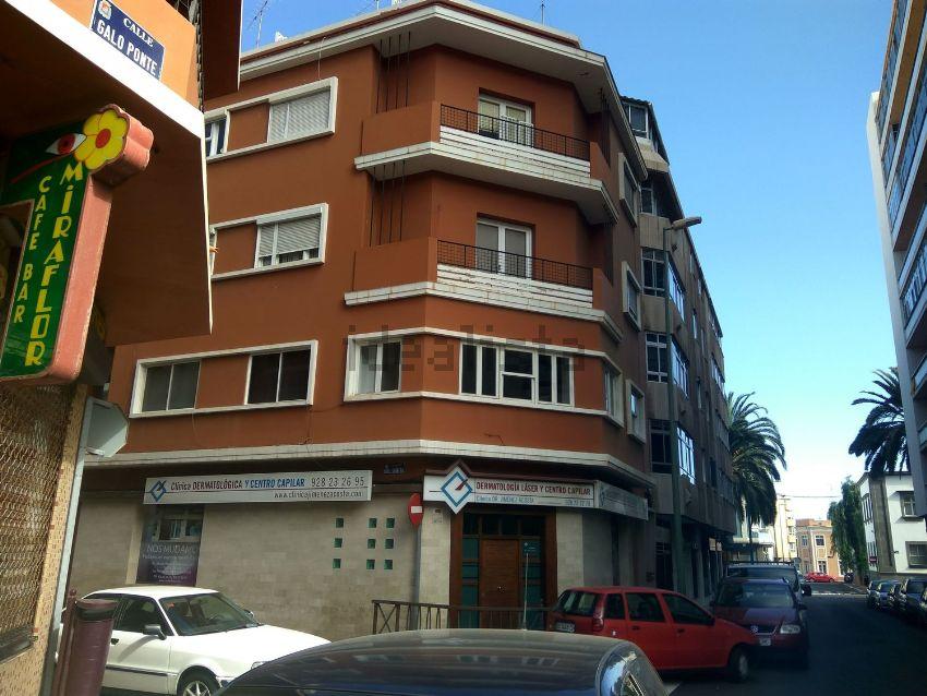 Piso en Galo Ponte, 8, Arenales - Lugo - Avda Marítima, Las Palmas de Gran Canar