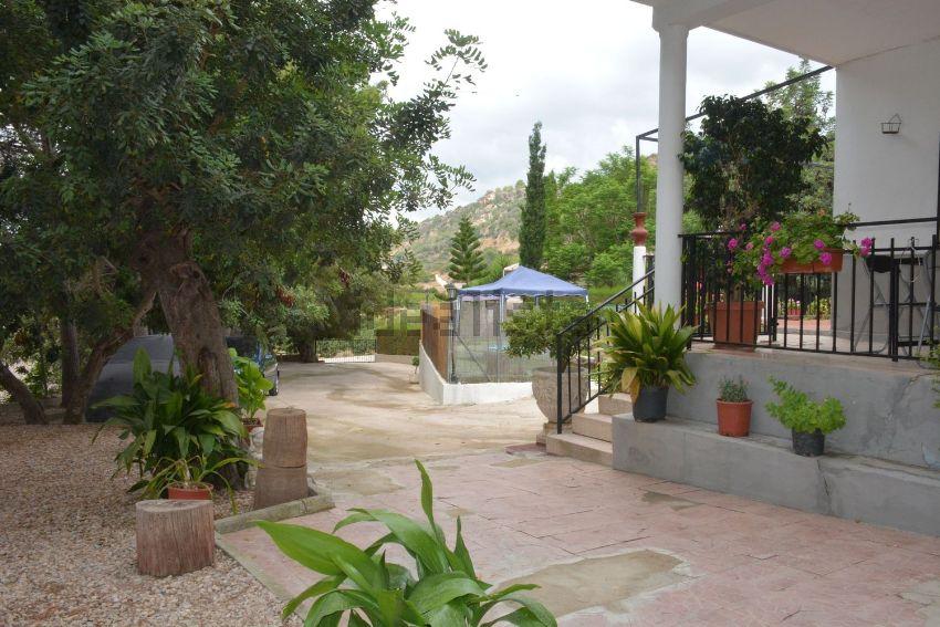 Casa o chalet independiente en Partida del Almaguer, s n, Alfarp