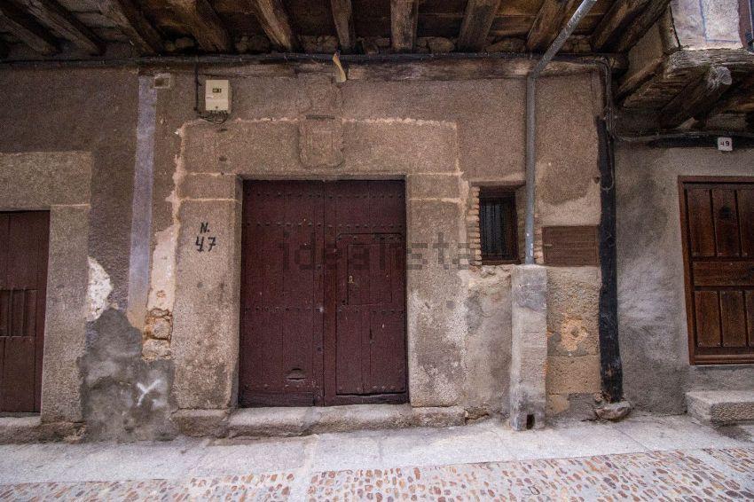 Chalet pareado en calle Derecha, 47, Miranda del Castañar