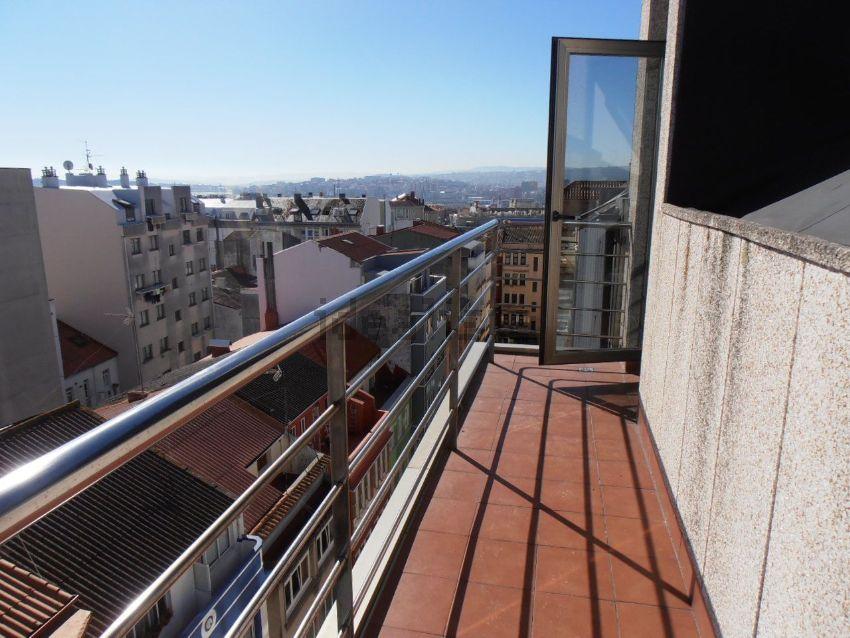 Ático en Monte Alto - Zalaeta - Atocha, A Coruña