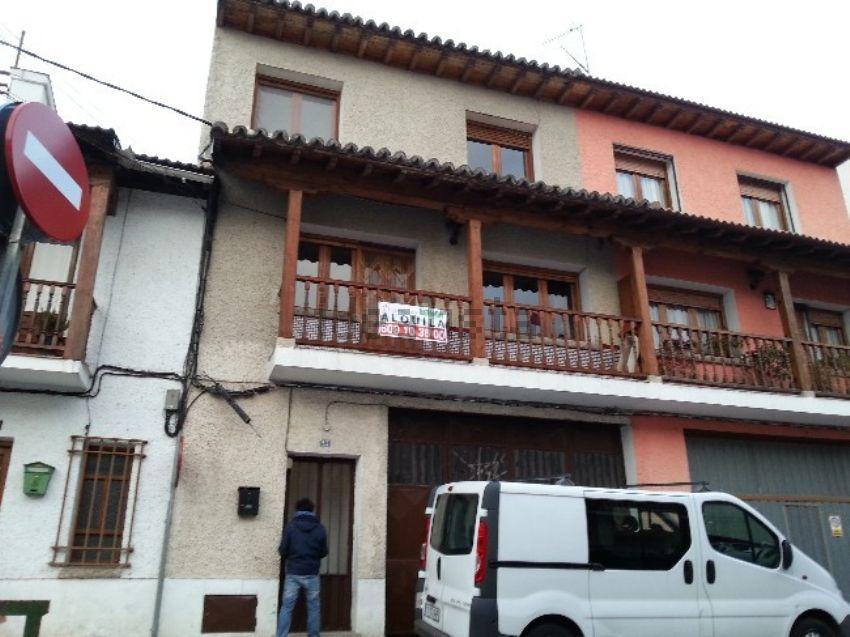 Chalet adosado en calle Cañada, Manzanares el Real