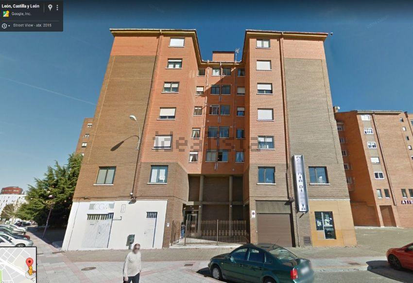 Piso en calle Moisés de León, 52, El Ejido- Sta. Ana, León