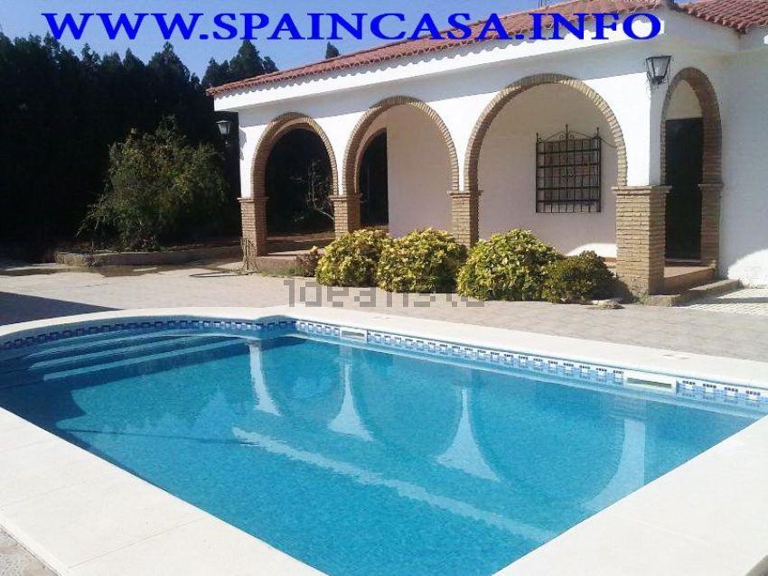 Casa o chalet independiente en Nuevo Parque - Los Rosales - Tráfico Pesado, Huel