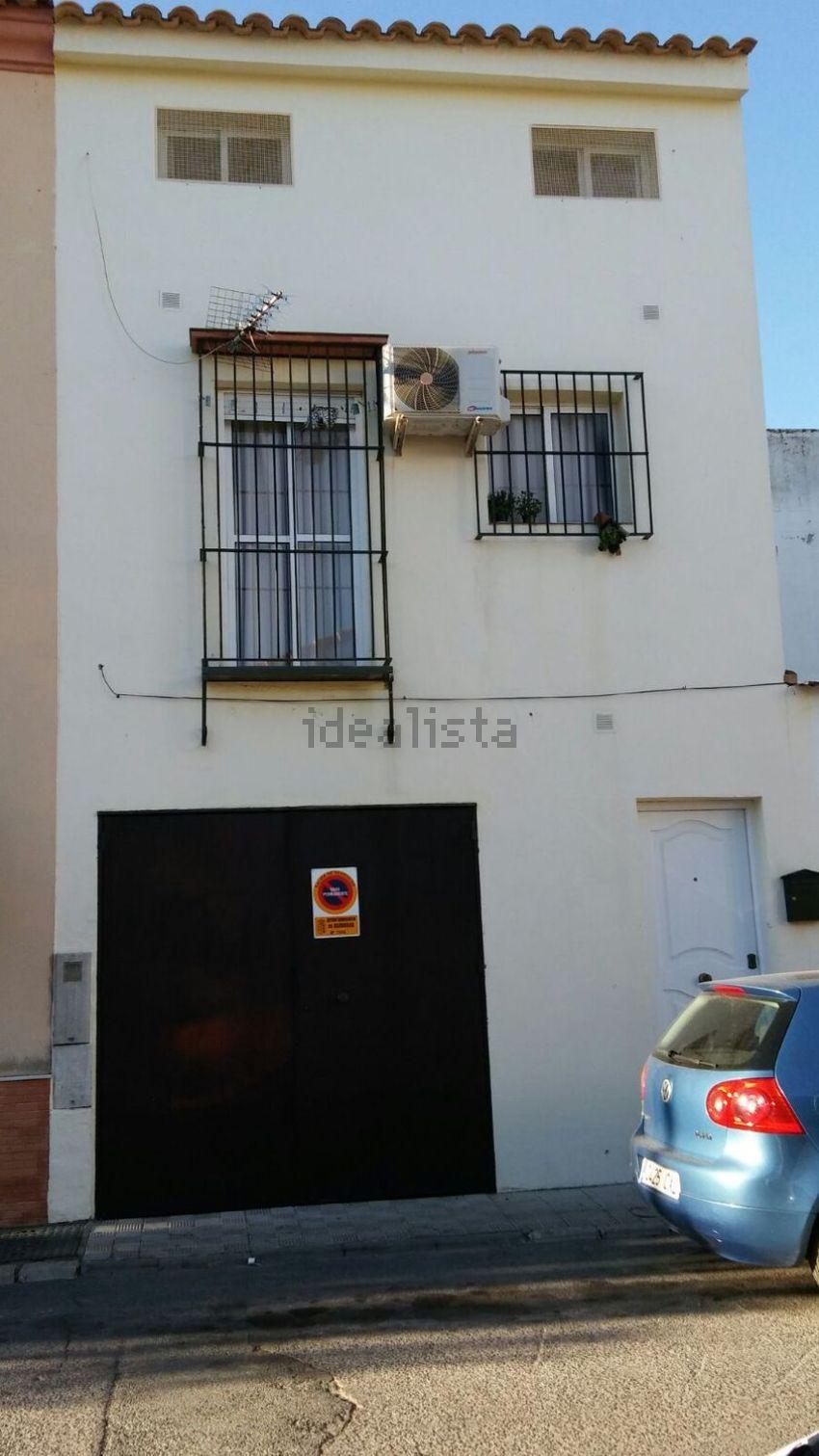 Chalet adosado en calle Carretero, s n, Olivares