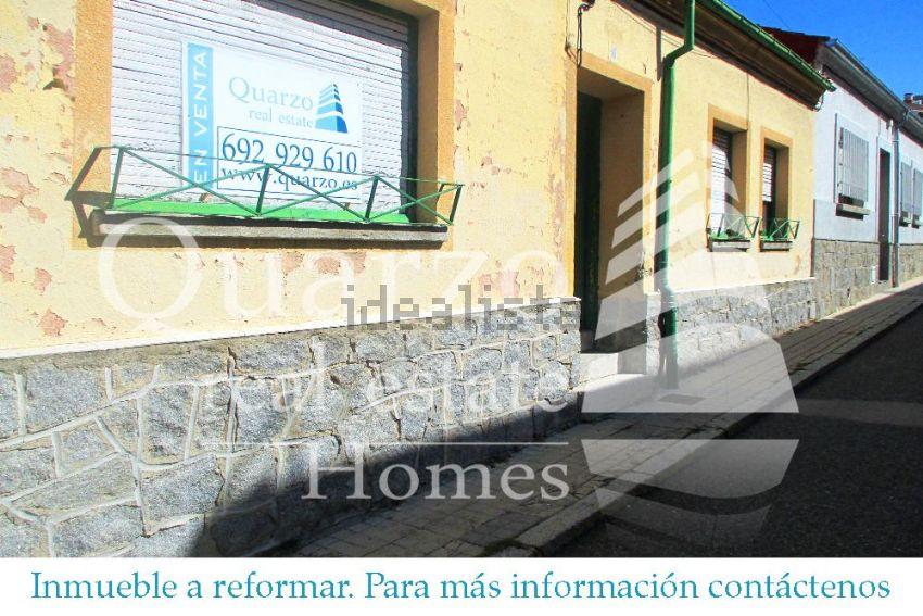 Chalet adosado en Segovia