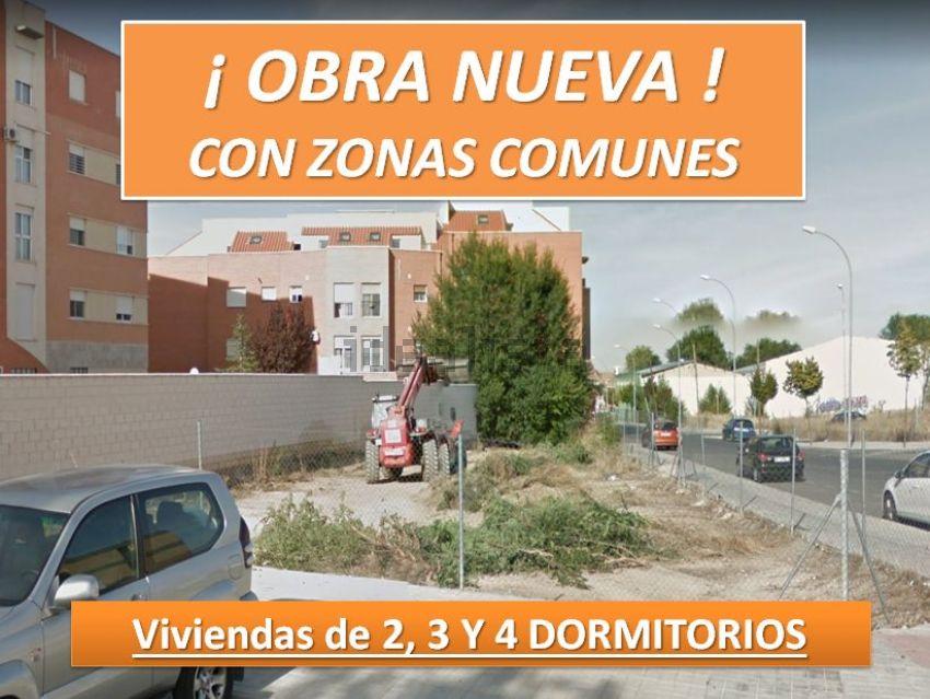 Piso en carretera DE LA ATALAYA, s n, Puerta de Toledo - Atalaya, Ciudad Real