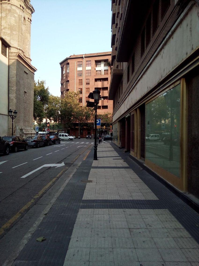 Piso en avenida de César Augusto, Plaza de Toros, Zaragoza