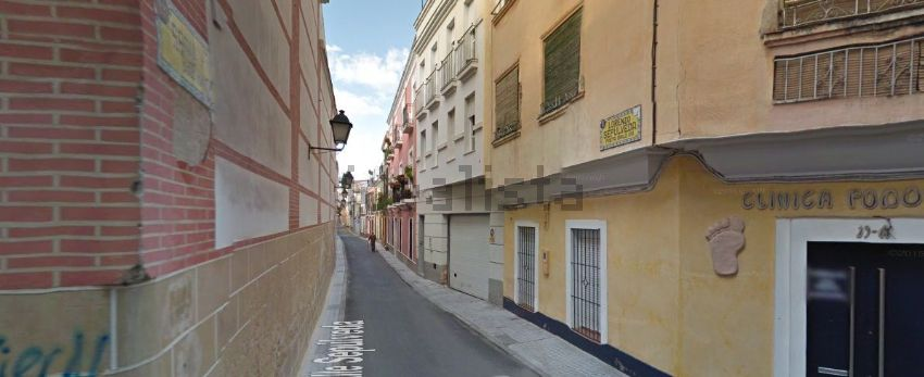 Piso en calle Sepúlveda, Casco Antiguo - Centro, Badajoz