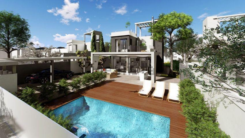 Casa o chalet independiente en venta en Urb. 9 VILLAS DE LUJO, Playa ...