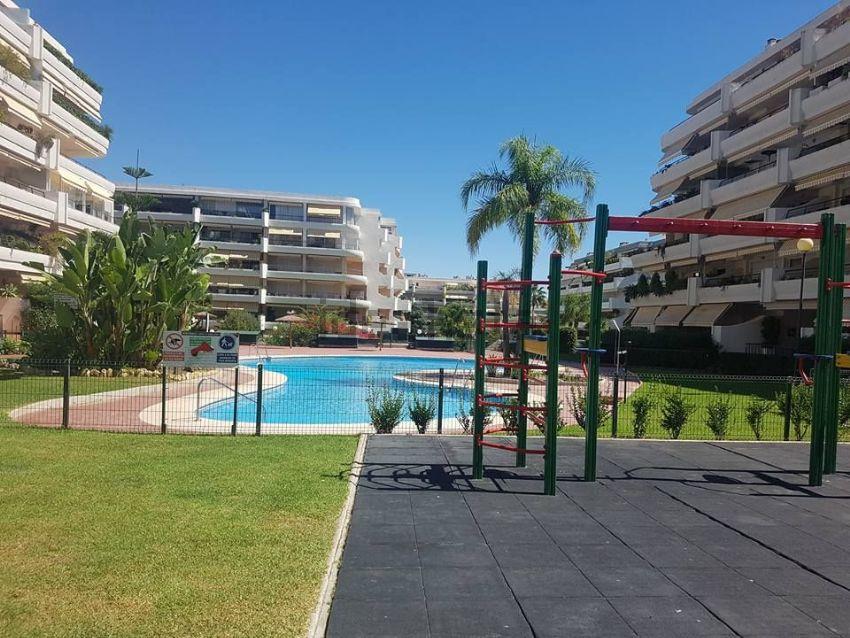 Piso en camino CORTES, s n, Guadalmina Alta, Marbella