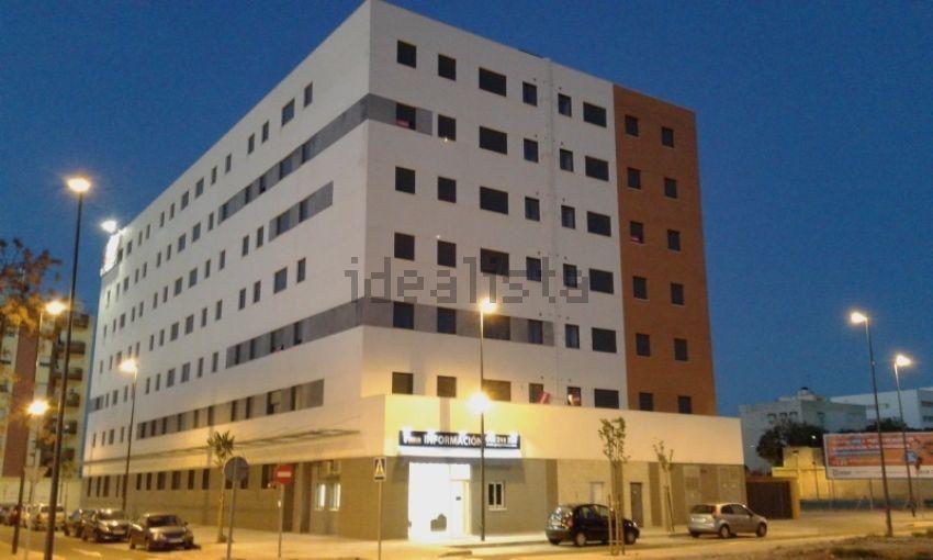 Obra nueva Edificio Puerta Amate, Inmobiliaria del sur