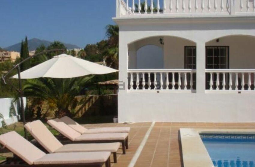 Casa o chalet independiente en avenida del Prado, 100, Aloha, Marbella