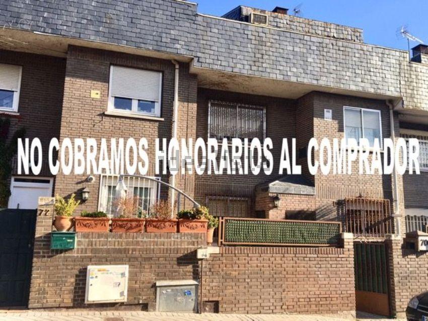Chalet adosado en calle María Benítez, Zona norte, Pozuelo de Alarcón