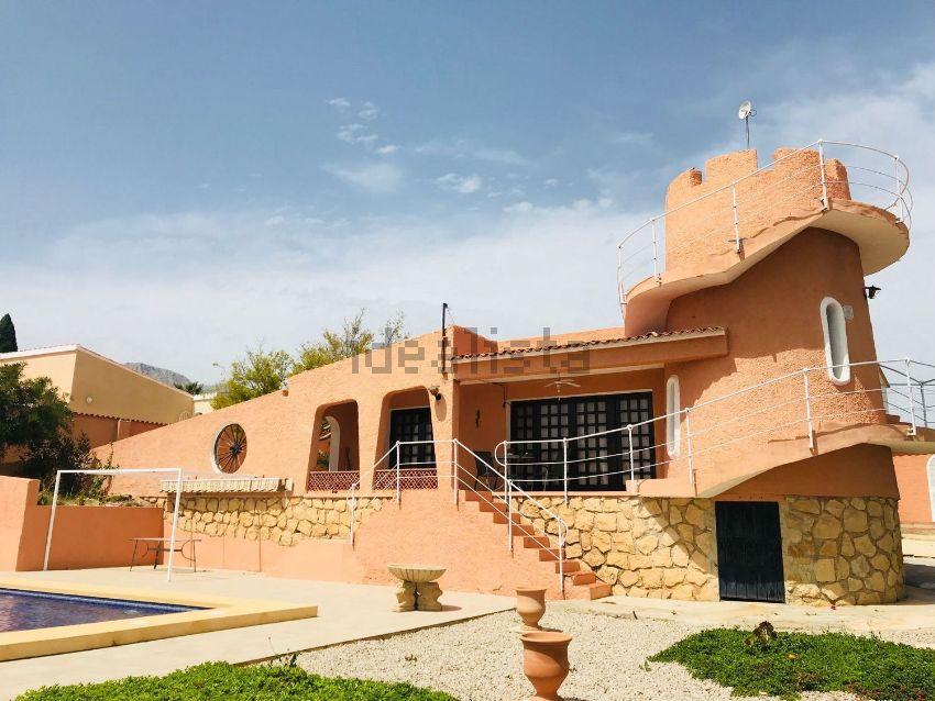 Casa o chalet independiente en calle Mèxic P, 10, Coloma, La Nucia